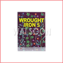 WS-1104 WROUGHT IRON BOOK 5