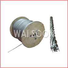 WS-1129 S/STEEL CABLE
